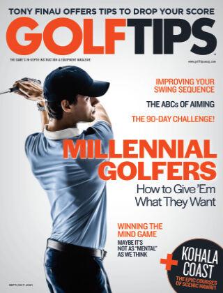 Golf Tips Sept Oct 2021