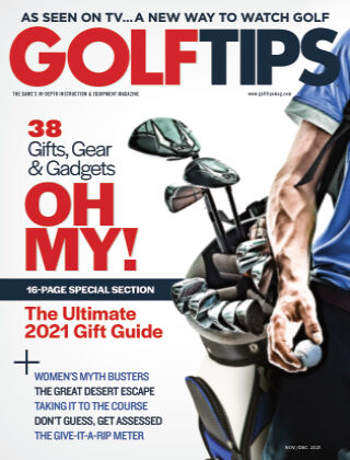 Golf Tips Nov Dec 2021