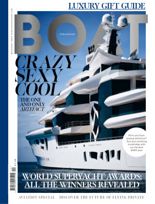 BOAT International December 2020