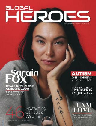 GLOBAL HEROES MAGAZINE 002