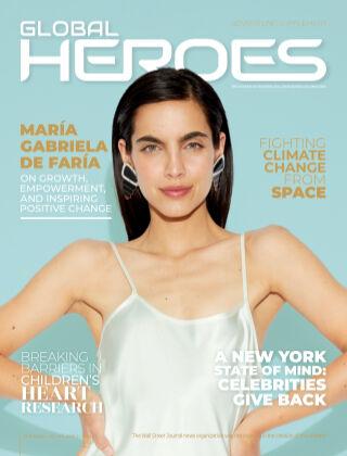 GLOBAL HEROES MAGAZINE Vol2 - n1