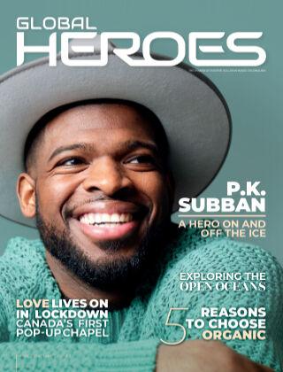 GLOBAL HEROES MAGAZINE Vol2 - n2