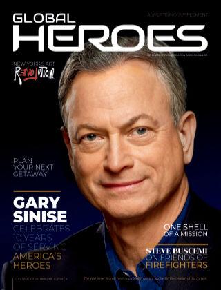 GLOBAL HEROES MAGAZINE Vol2 - n4