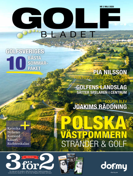 Golfbladet June 01, 2020 00:00