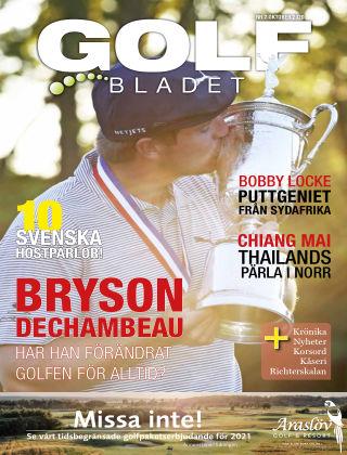 Golfbladet 2020-10-14