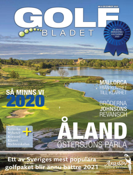 Golfbladet December 17, 2020 00:00
