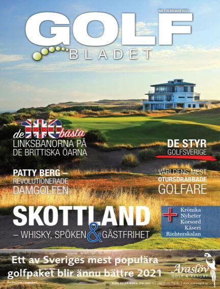 Golfbladet February 24, 2021 00:00
