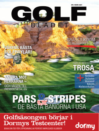Golfbladet 2021-04-06