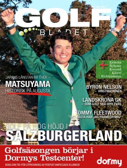 Golfbladet April 26, 2021 00:00