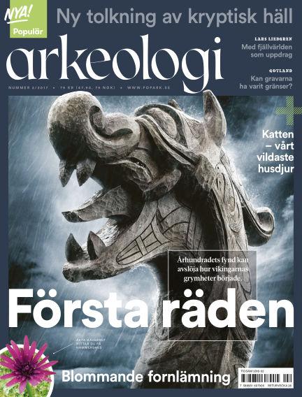 Populär arkeologi May 02, 2017 00:00