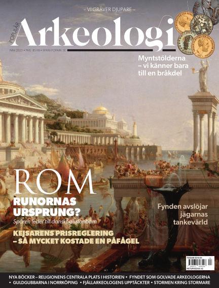 Populär arkeologi August 06, 2020 00:00