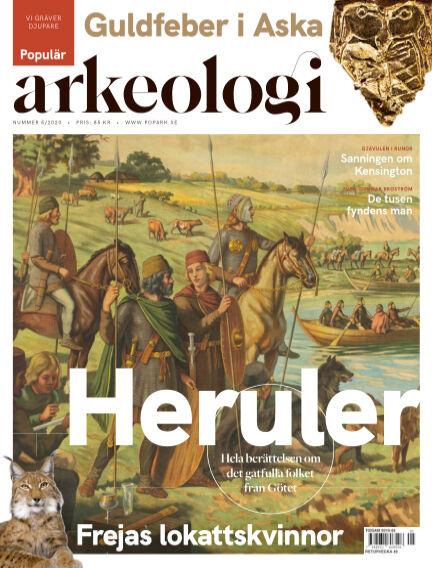 Populär arkeologi October 19, 2020 00:00