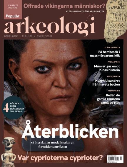 Populär arkeologi April 21, 2021 00:00