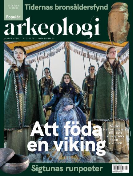 Populär arkeologi June 22, 2021 00:00