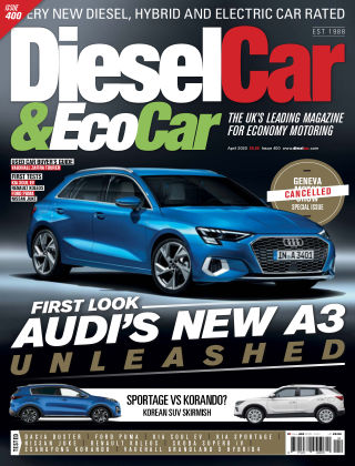 Diesel Car & Eco Car Magazine 400 - April 2020