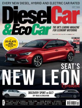 Diesel Car & Eco Car Magazine 399 - March 2020