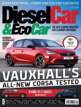 Diesel Car & Eco Car Magazine 398 - February 2020