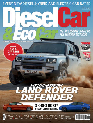 Diesel Car & Eco Car Magazine 394 - November 2019