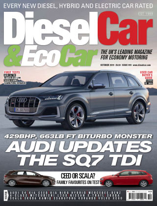 Diesel Car & Eco Car Magazine 393 - October 2019