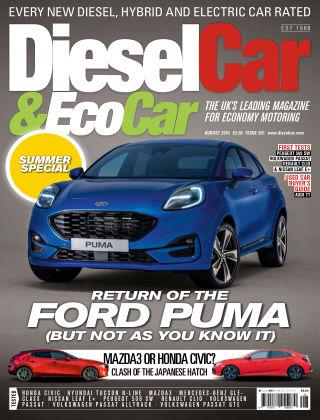 Diesel Car & Eco Car Magazine 391 - August 2019