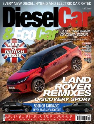 Diesel Car & Eco Car Magazine 390 - July 2019