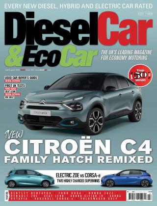 Diesel Car & Eco Car Magazine 402 July/August 2020