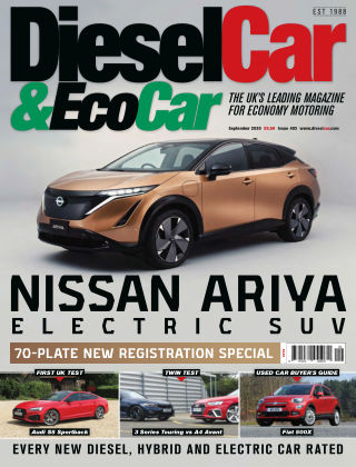 Diesel Car & Eco Car Magazine 403 - September 2020