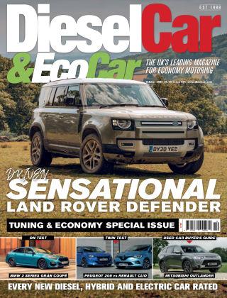 Diesel Car & Eco Car Magazine October 2020