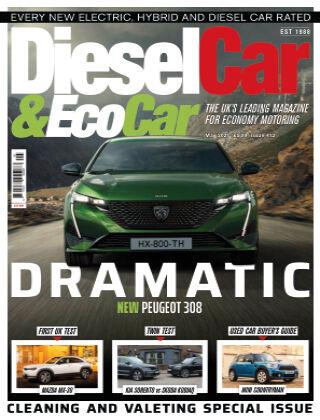 Diesel Car & Eco Car Magazine Issue 412 - May 2021