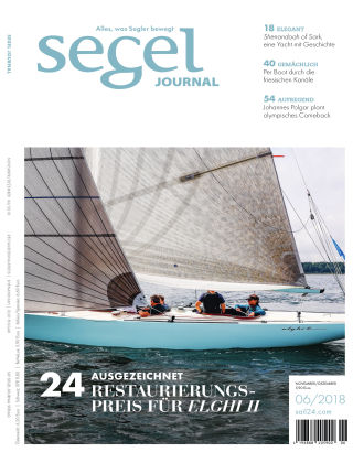 Segel Journal 6-2018
