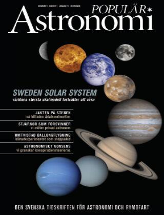 Populär Astronomi 2021-06-11