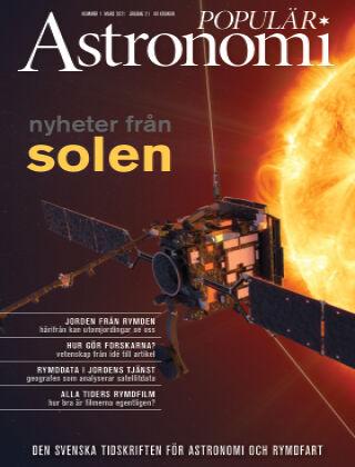 Populär Astronomi 2021-03-18