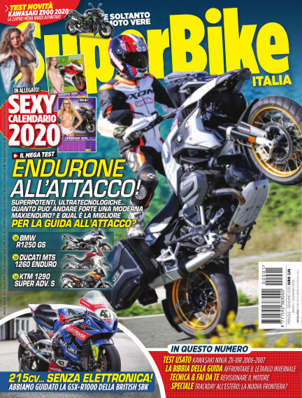 SuperBike Italia January 15, 2020 00:00