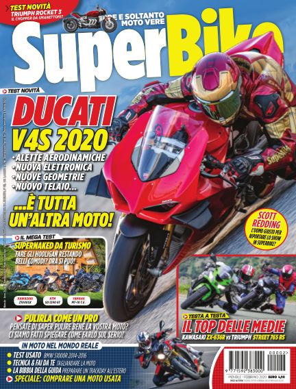 SuperBike Italia February 15, 2020 00:00