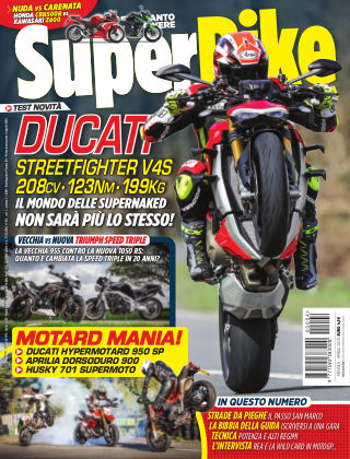 SuperBike Italia Aprile 2020