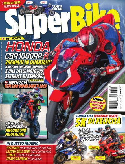 SuperBike Italia March 15, 2020 00:00