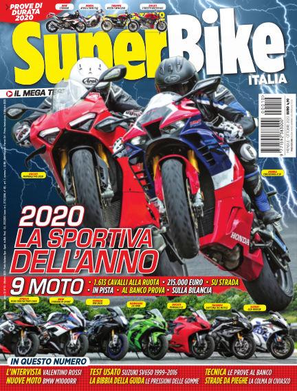 SuperBike Italia October 15, 2020 00:00