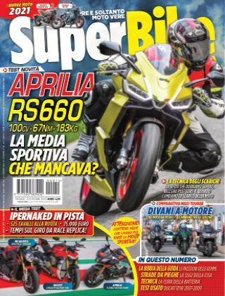 SuperBike Italia Novembre 2020