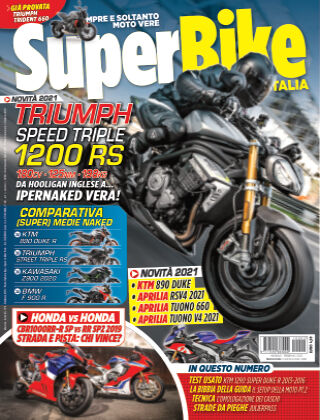 SuperBike Italia Febbraio 2021