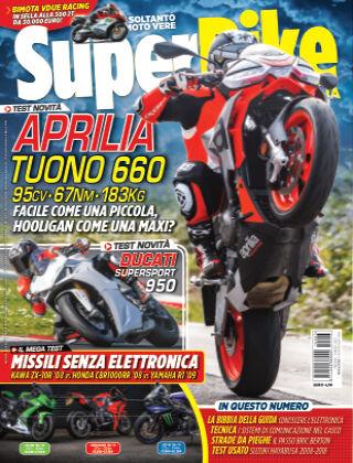 SuperBike Italia Marzo 2021