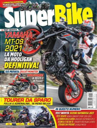 SuperBike Italia Aprile 2021