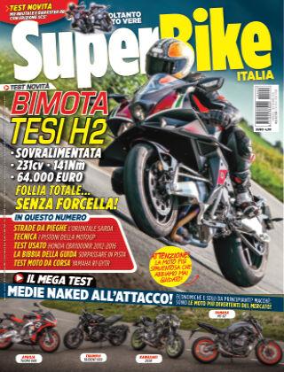 SuperBike Italia Settembre 2021