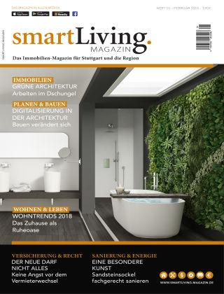smartLiving-Magazin 01/2018