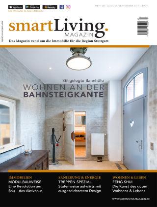 smartLiving-Magazin 05/2018
