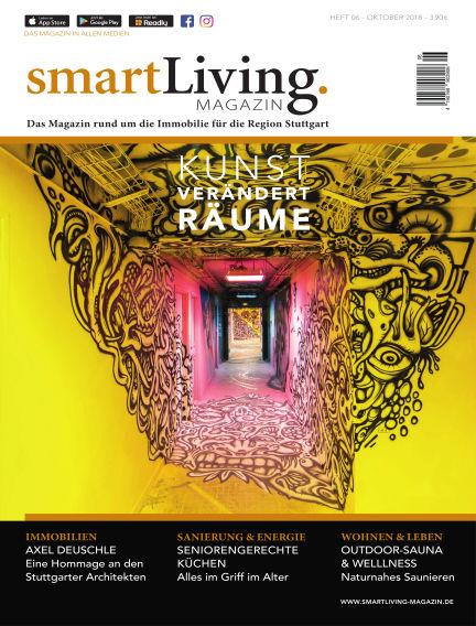 smartLiving-Magazin October 02, 2018 00:00