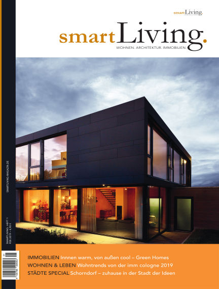 smartLiving-Magazin February 17, 2019 00:00
