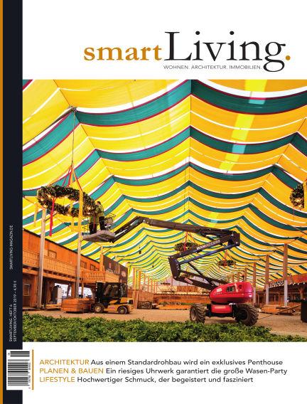 smartLiving-Magazin September 22, 2019 00:00