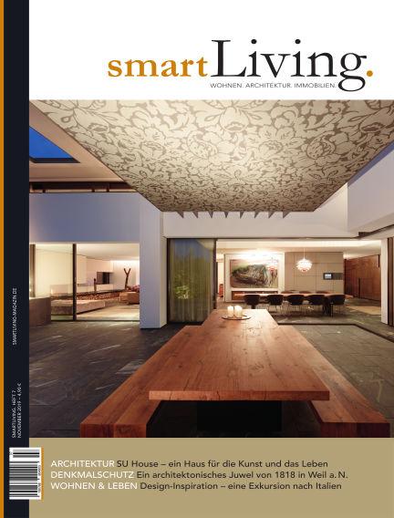 smartLiving-Magazin November 03, 2019 00:00