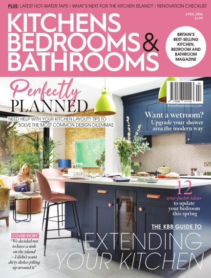 Kitchens Bedrooms & Bathrooms - KBB April 01, 2020 00:00