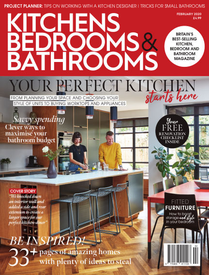 Kitchens Bedrooms & Bathrooms February 01, 2020 00:00